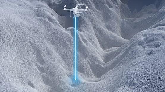 leddartech drone altimeter