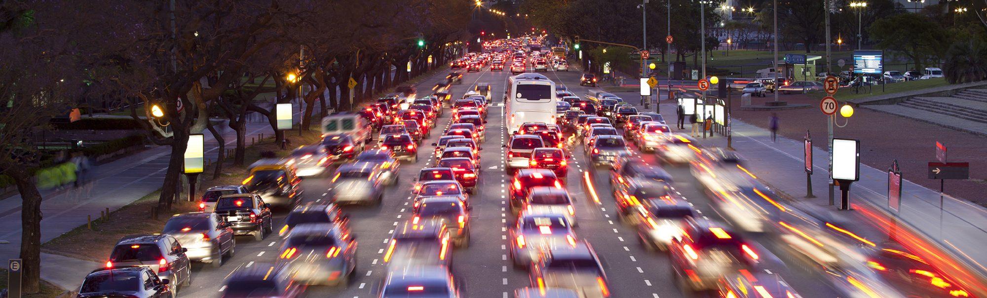 Leddar for intelligent transportation systems