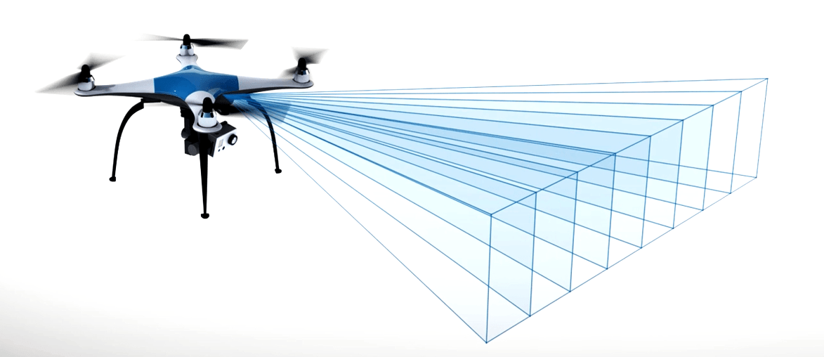 LeddarVu for Drones
