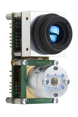 Leddar VU8 multi element sensor module