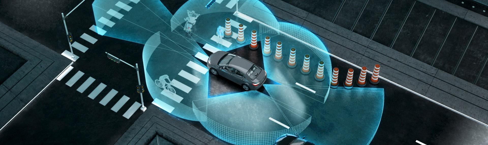 autonomous driving banner