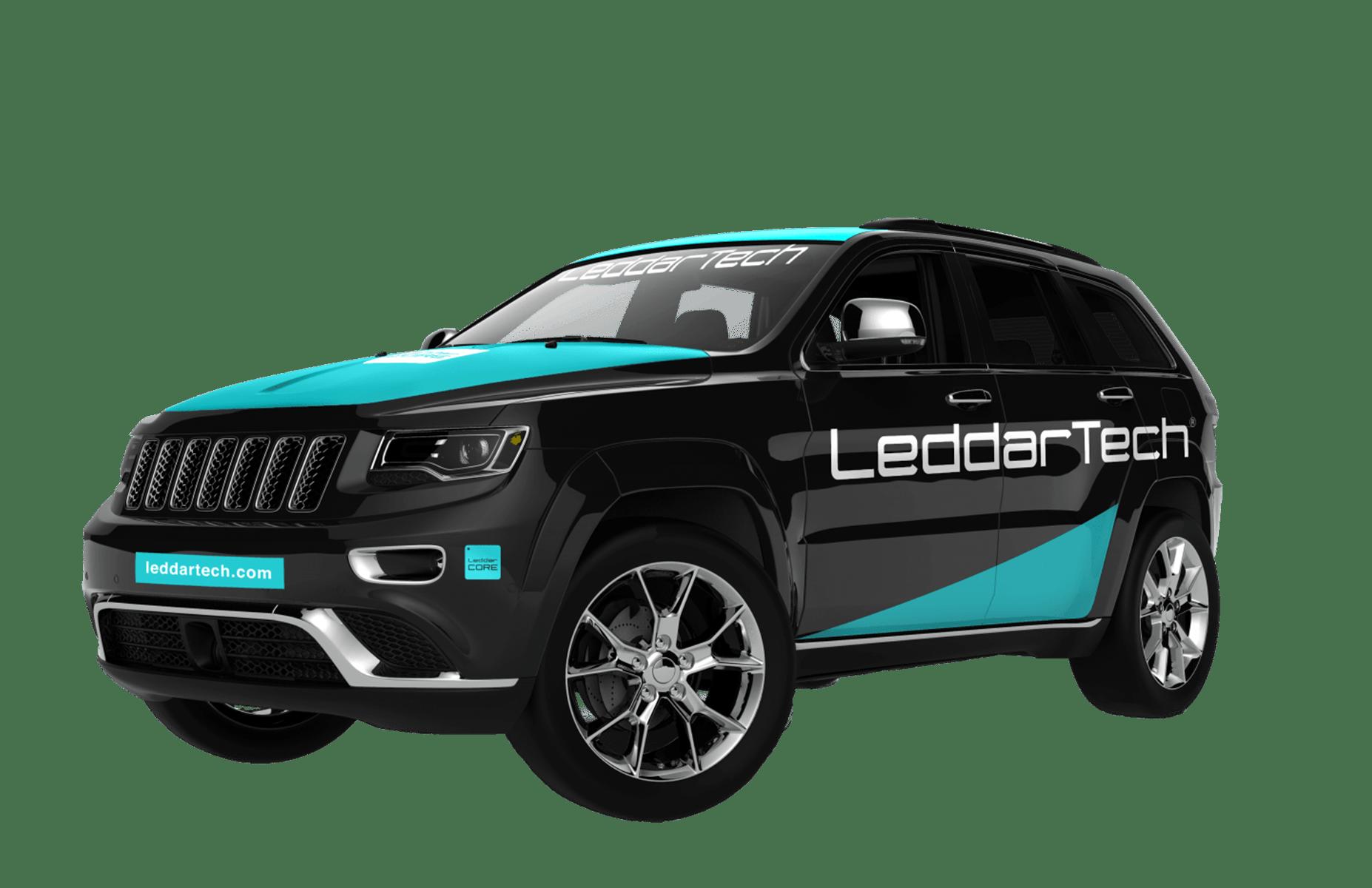 Jeep LeddarTech