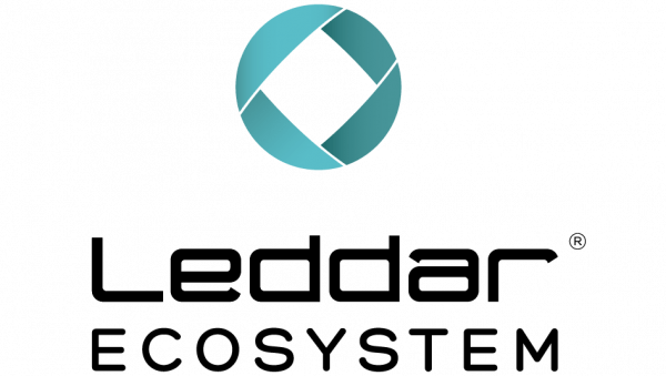 Leddar Ecosystem Logo