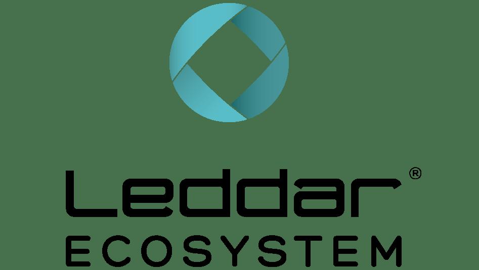 Logo ecosysteme Leddar