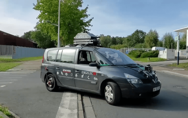 ESIGELEC Is Using the Leddar Pixell for Advanced Object Detection