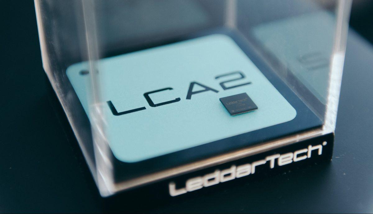 LiDAR design services