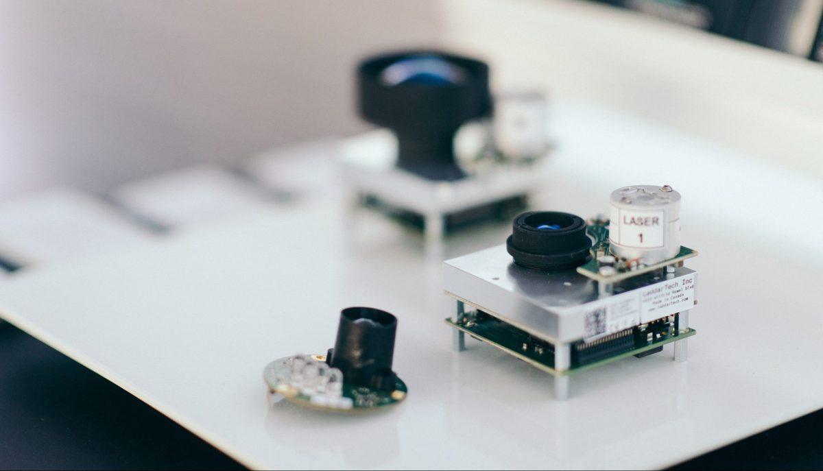 Lidar module integration services