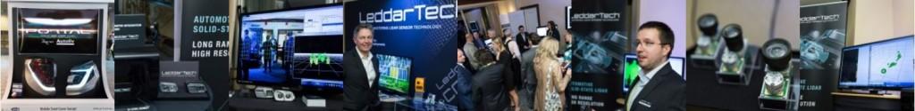 ribambelle leddartech CES 2017