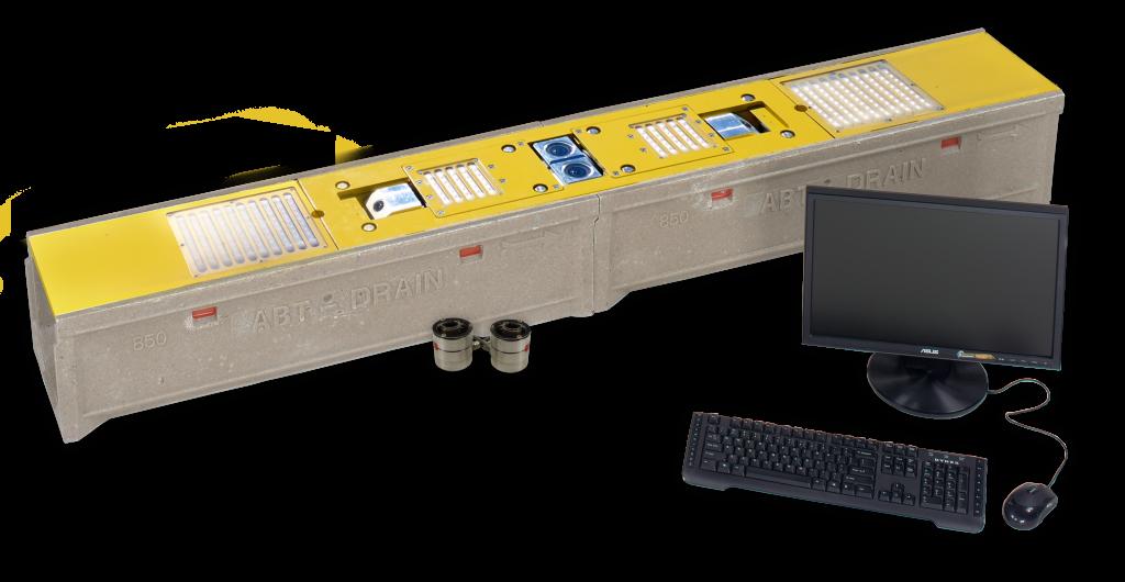 lowcam system leddarone